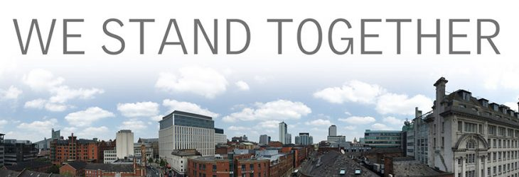 GUY GARVEY TO PERFORM AT WE STAND TOGETHER CONCERT